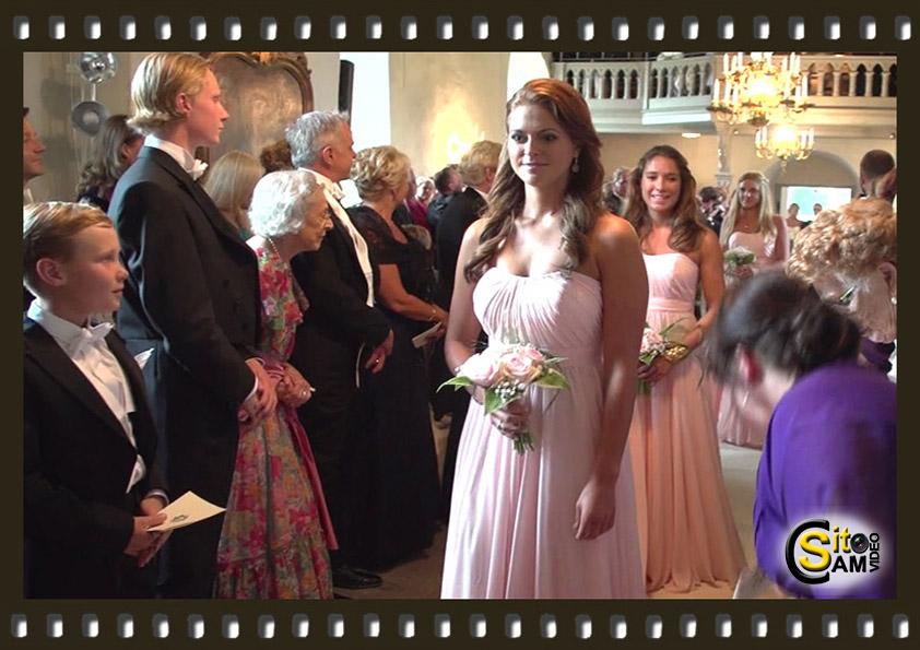 Bröllopsvideo, ett sätt att minnas