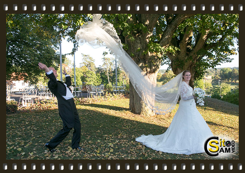 bröllopsvideo